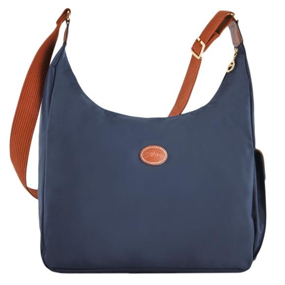 Longchamp Le Pliage Hobo Messenger Bag